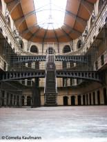 Inside Kilmainham Gaol. Copyright Cornelia Kaufmann