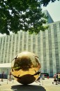 United Nations Headquarters at 42nd Street. Copyright Cornelia Kaufmann