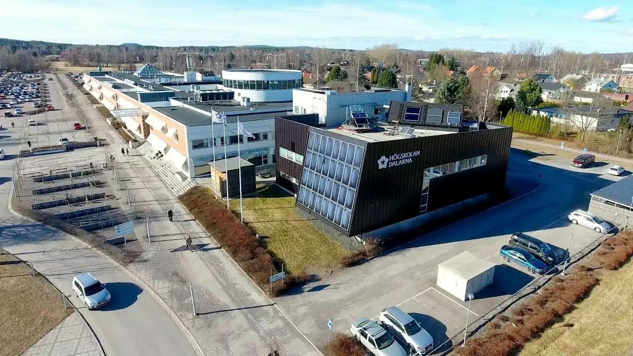 منح ماجستير في السويد في جامعة دالارنا  2020