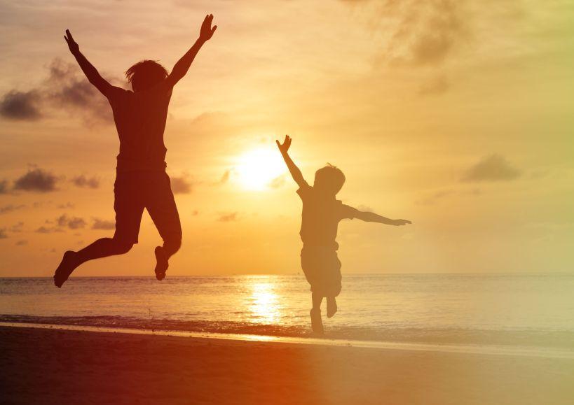 สอนลูกให้มีความสุข … ด้วยการมีชีวิตอย่างมีความหมาย