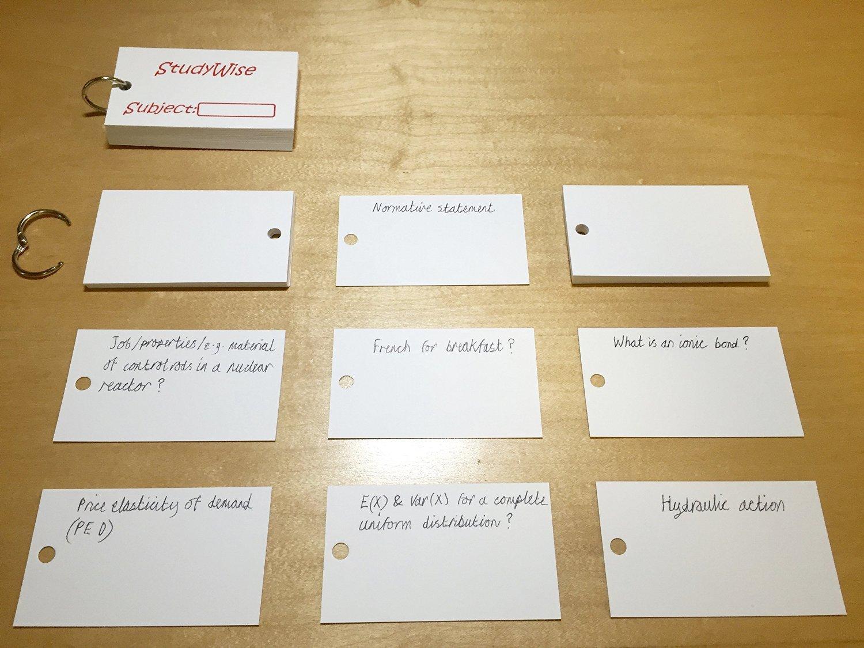 Blank Flash Cards Paperback Books - Infibeam.com