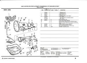 Chrysler 727 transmission band adjustment