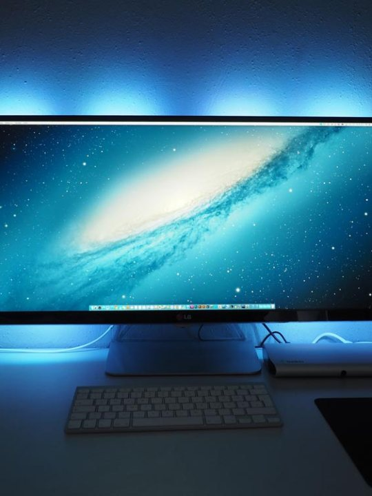 Ambilight am Monitor