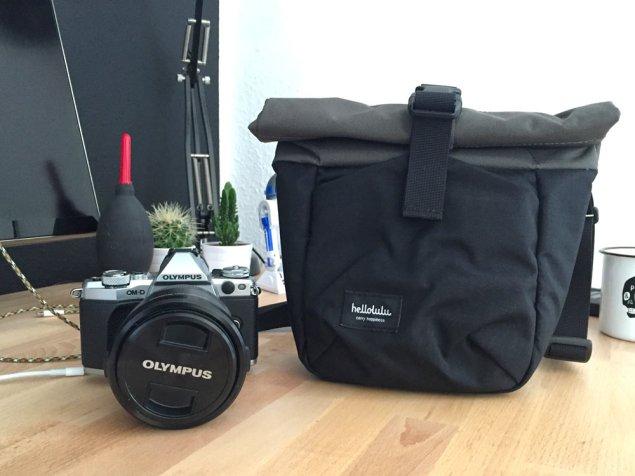 Ideale Tasche für die Streetfotografie