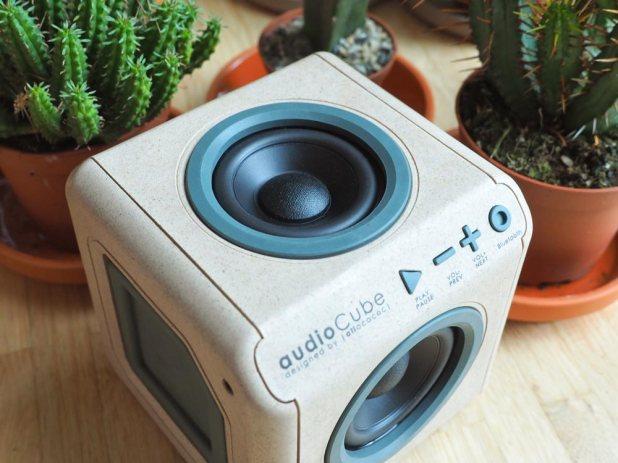 Allocacoc AudioCube Lautsprecher
