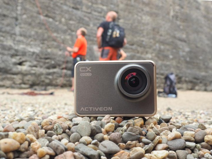 Activeon CX Gold Actioncam
