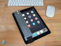Das Mäppchen am iPad