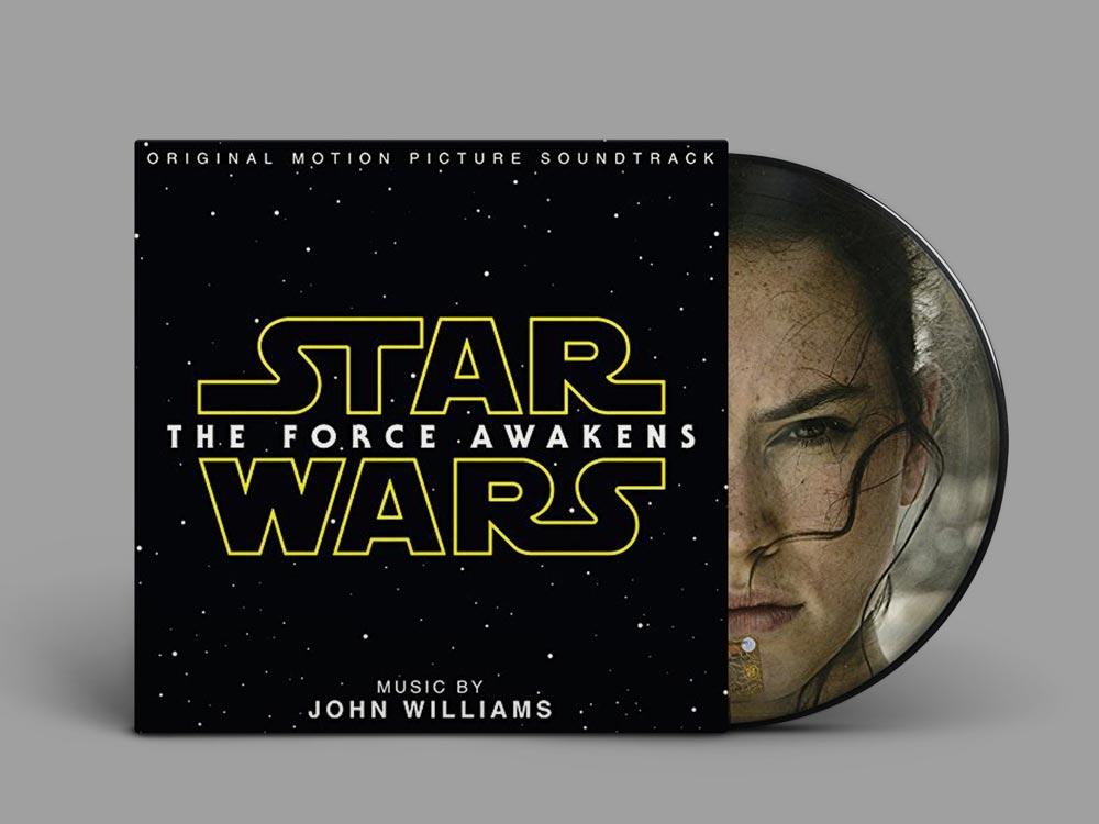 The Force Awakens Vinyl