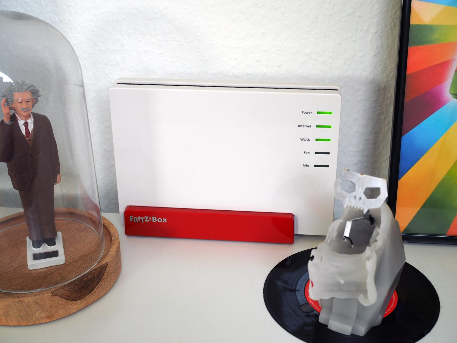 Fritzbox 7580 WLAN ac Router