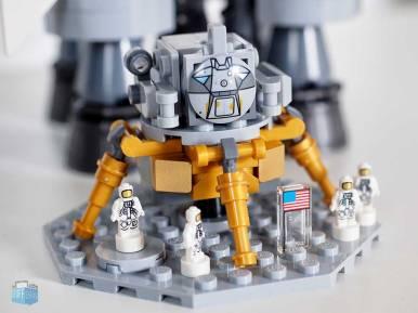 LEGO Saturn V Eagle