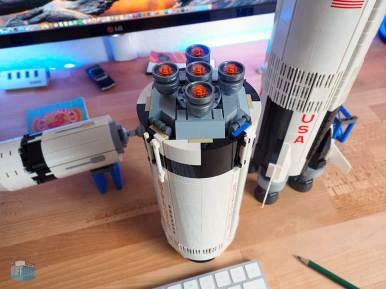 LEGO Saturn V Raketenstufe S-II