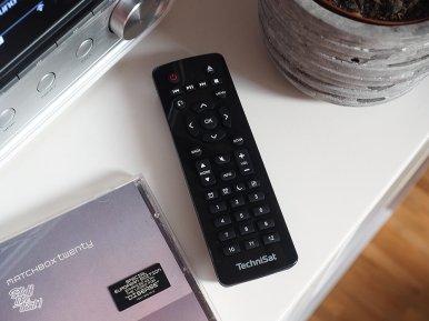 TechniSat DigitRadio 580 Fernbedienung