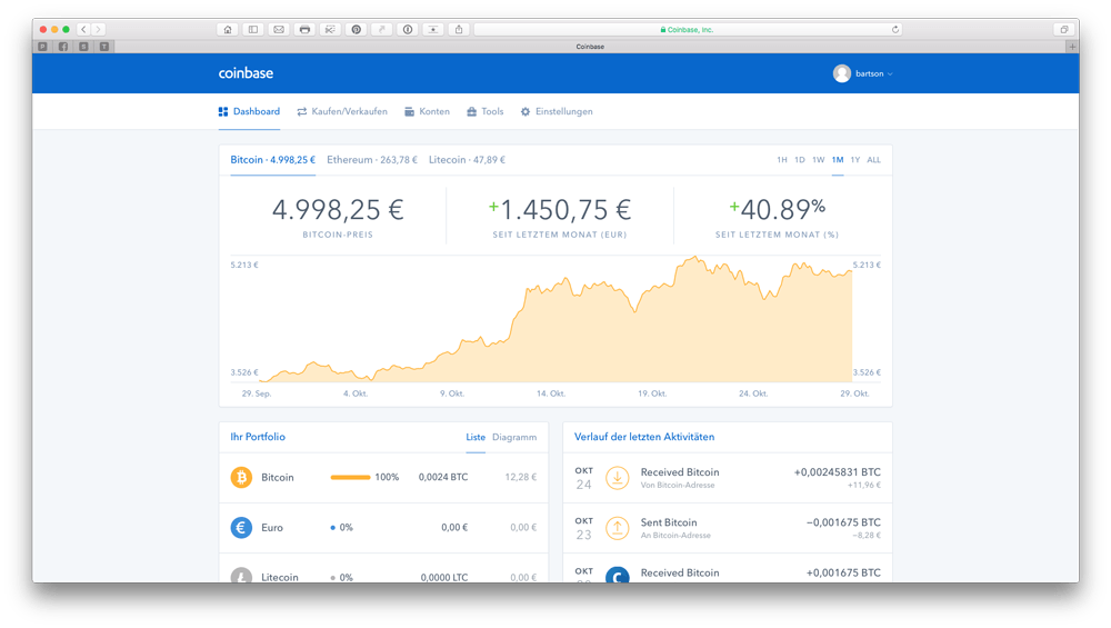 Coinbase Hot Wallet