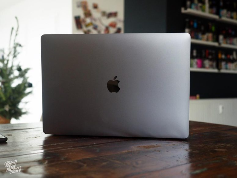 MacBook Pro spacegrey