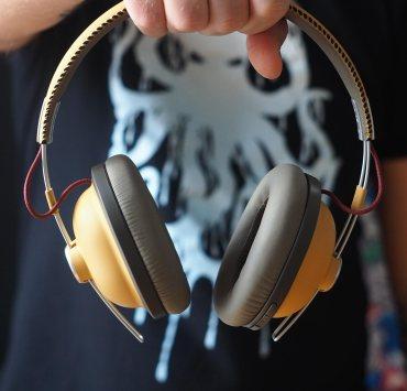 Panasonic-RP-HTX80B Bluetooth-Over-Ear-Kopfhörer