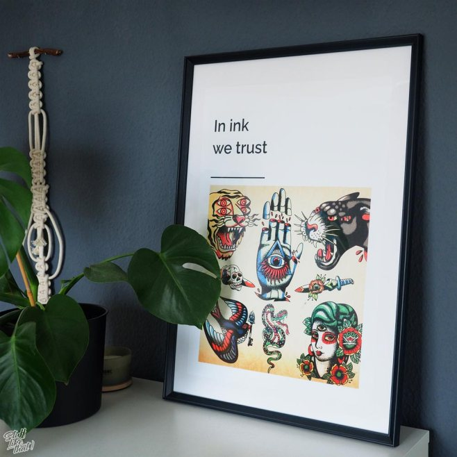 Verve Design-Poster