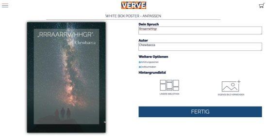 Verve Webdesigner