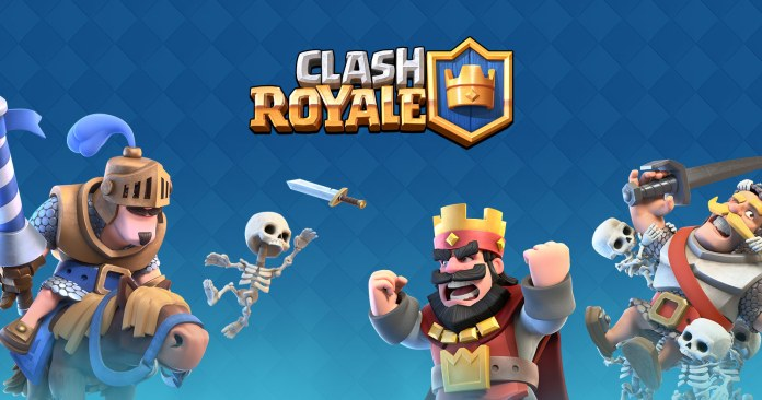 clash royale Best free games for iPhone in 2019