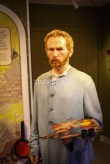 Vincent Van Gogh at Madame Tussaud's Amsterdam