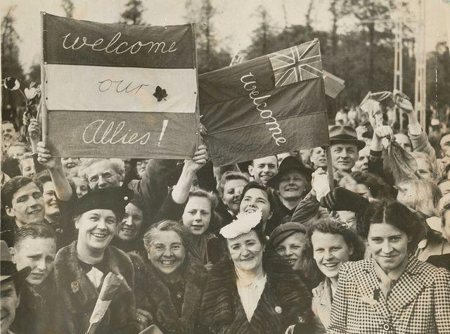 Dutch liberation