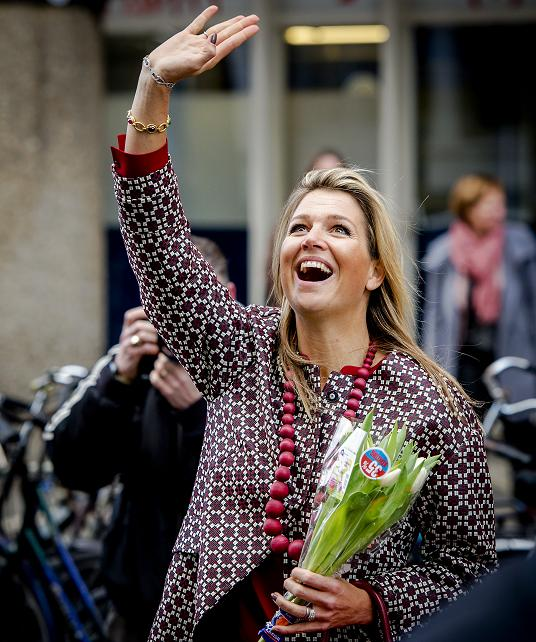 Poor Queen Maxima was a victim of Dutch cheapness!
