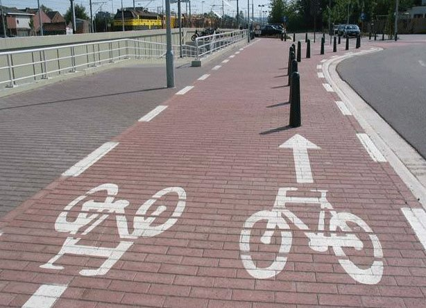 bad bicycle lanes