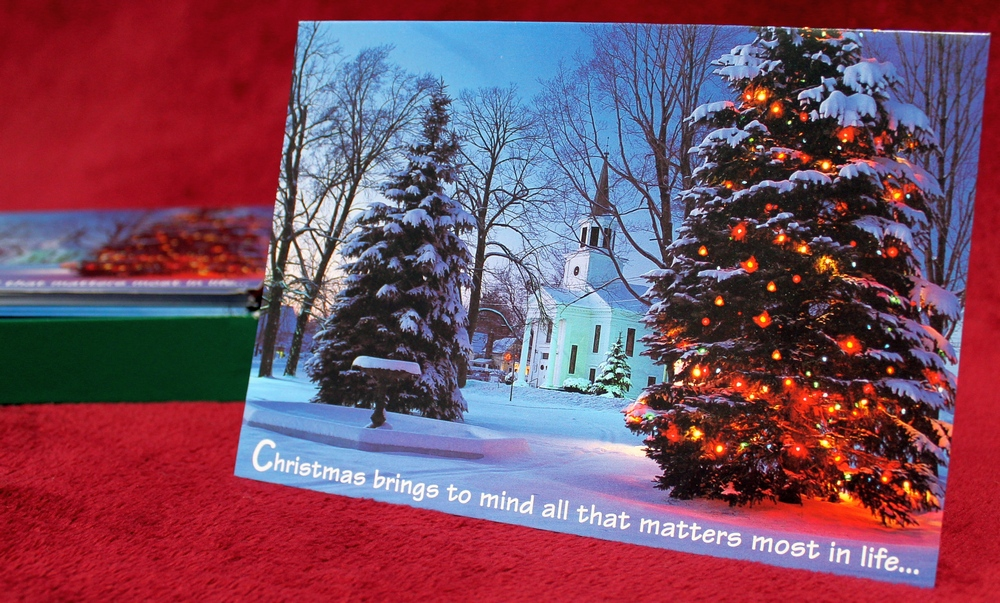 Abbey Press 53053 Christmas Cards Christmas Brings To