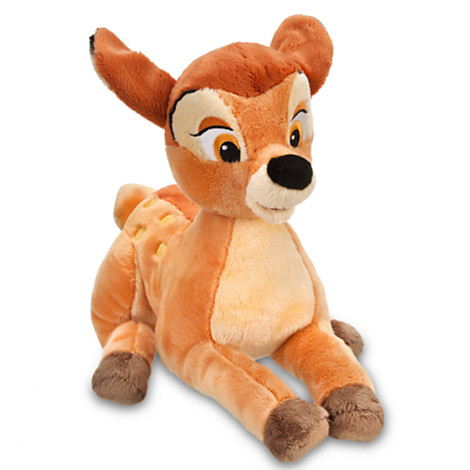 Image result for disney stuffed toy bambi