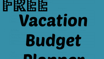 tips for helping kids budget for vacation souvenirs