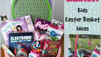 My favorite things easter basket giveaway travel edition easter basket ideas our girls basket gifts negle Images