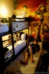 Kids Room with Bunk Beds - great for families of 5