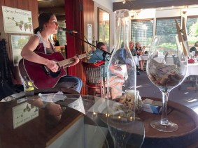Live music at Wapato Point Cellars