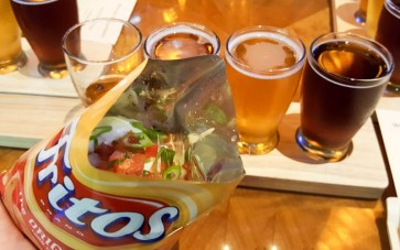 Special Frito Pie at Texan Station