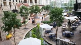 Riverwalk Atrium at the Gaylord Texan Resort