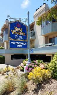 Victorian Inn at Cannery Row in Monterey CA