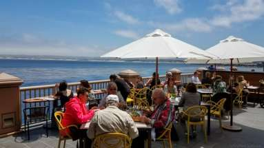 Schooners is the perfect spot to enjoy a sunshine lunch