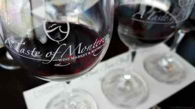 Taste of Monterey - lovely wine tasting experience with bayviews