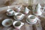 toy miniature tea set