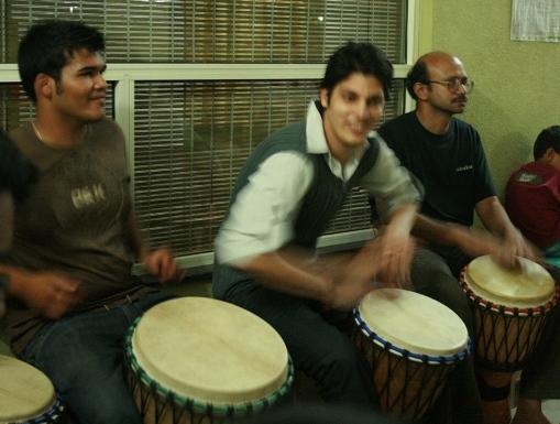 ze joy of drumming