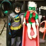 Batman and Robin c.1966