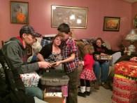 Eric, Amanda, Hunter, Autumn and Pam
