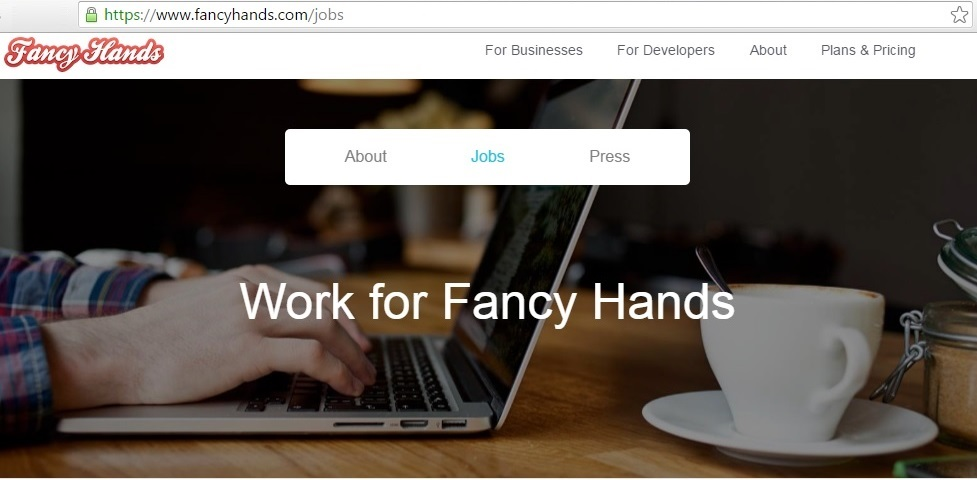 fancyhands online virtual assistance job