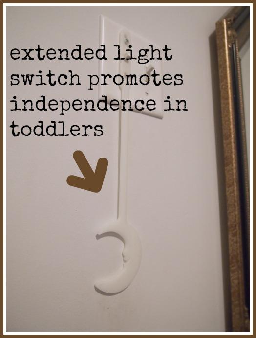 kids light switch extender