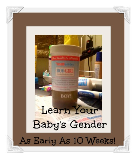 learn baby's gender early