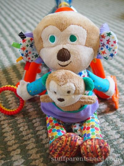 Eric Carle monkey