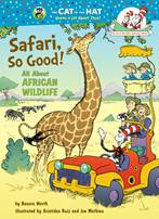 cover of Dr. Seuss book, Safari So Good