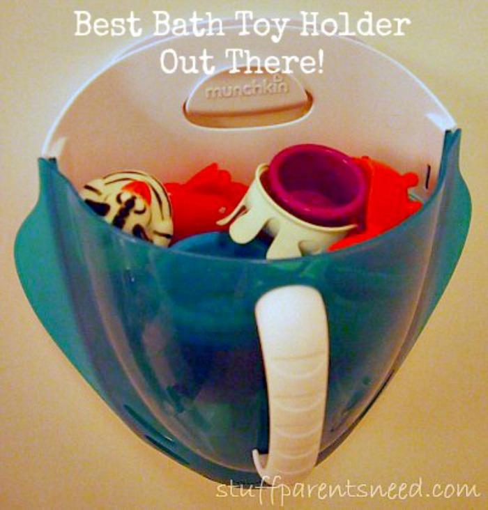 best bath toy storage