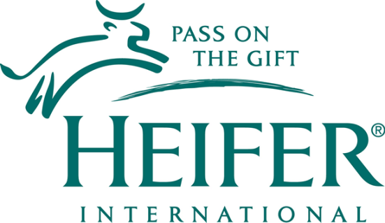 logo for Heifer Project International