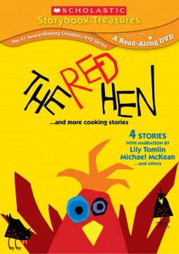 the red hen dvd from scholastic