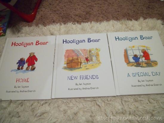 Hooligan Bears series